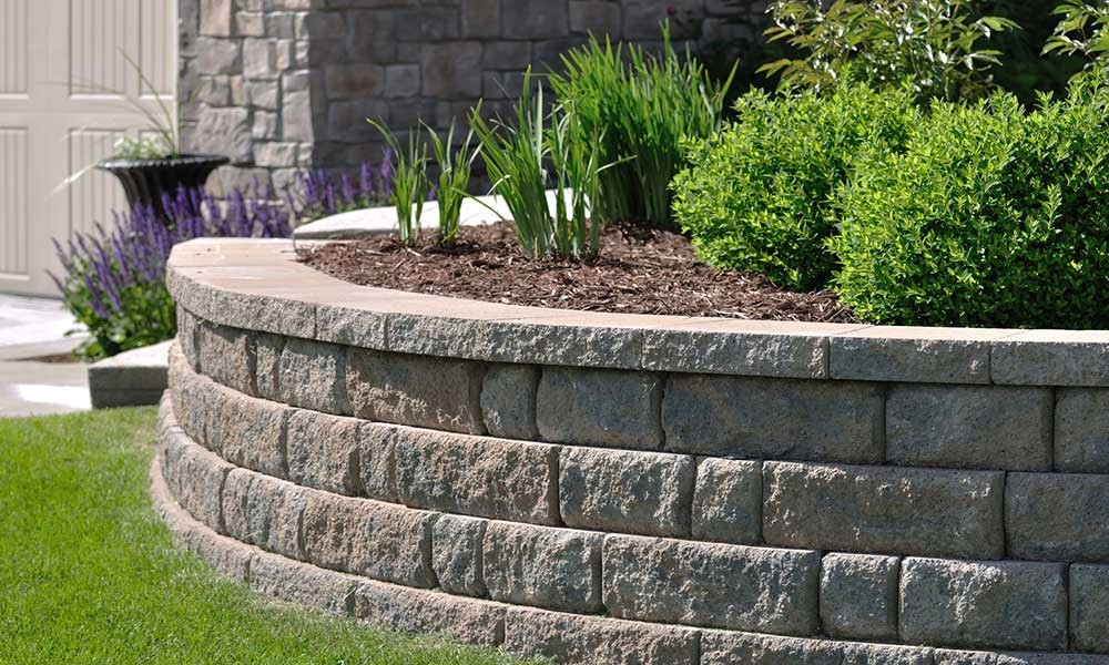 retaining walls and garden walls - Garden Wall